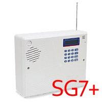 سیستم امنیتی اماکن +SG7